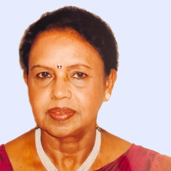 Dr Thankamani Krishnan